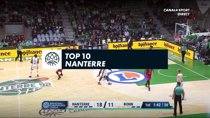 TOP 10 Nanterre