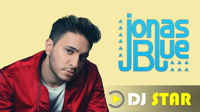 DJ STAR : JONAS BLUE