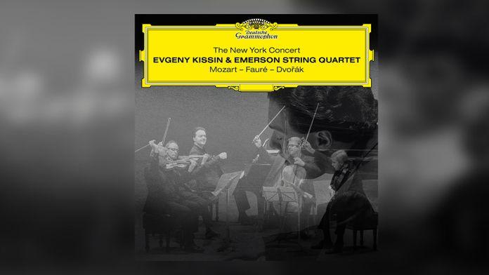 Evgeny Kissin & Emerson String Quartet : Mozart, Fauré, Dvorak