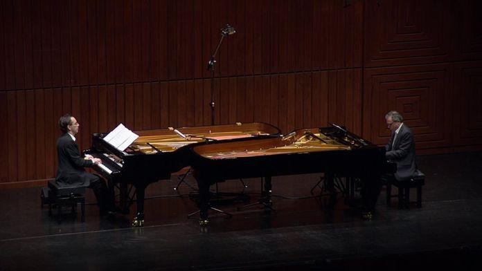 Pianomania : Pedro Burmester et Mário Laginha