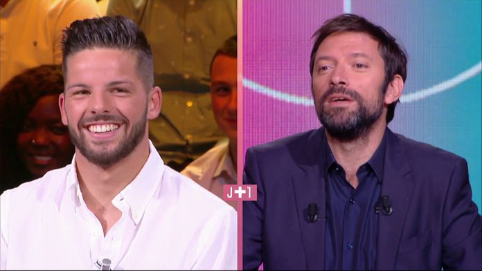 Julien Cazarre avec Gautier Larsonneur !
