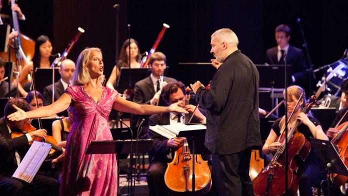 Anne-Sofie von Otter chante Canteloube et Mozart