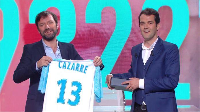 Les adieux de Julien Cazarre à J+1