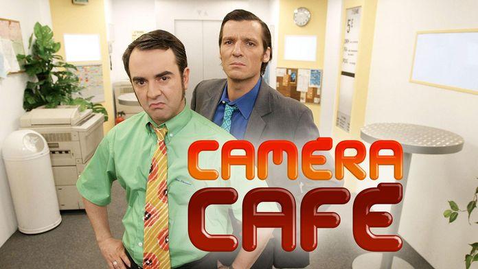 Caméra Café - S1 - Ép 8