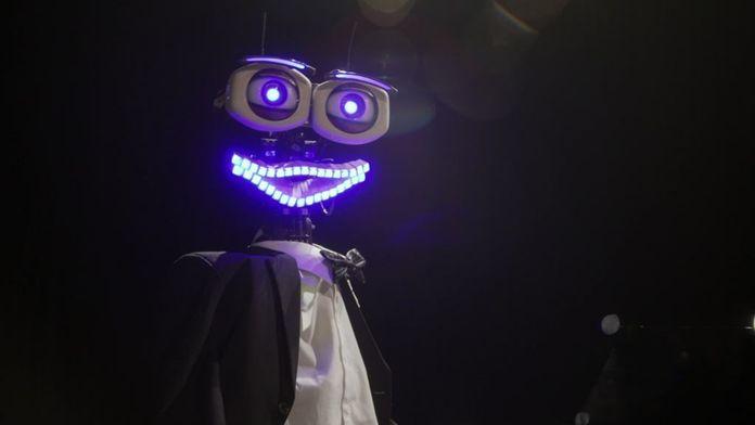 Teotronico - Le robot pianiste