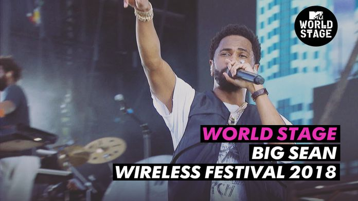 World Stage : Big Sean