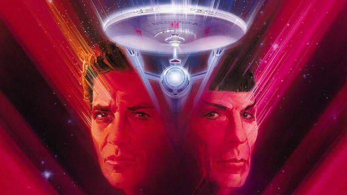 Star Trek V : l'ultime frontière