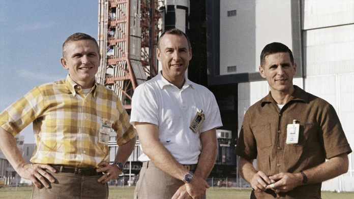 Apollo 8 : mission en orbite