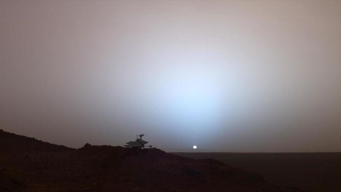 Expédition Mars : Spirit et Opportunity