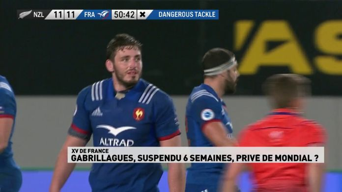 Paul Gabrillagues privé de mondial ?