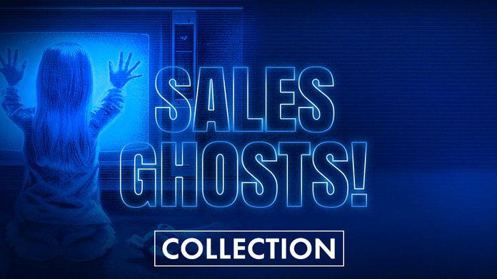 Sales ghosts !