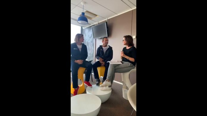 Billy Besson : F50 comme une F1