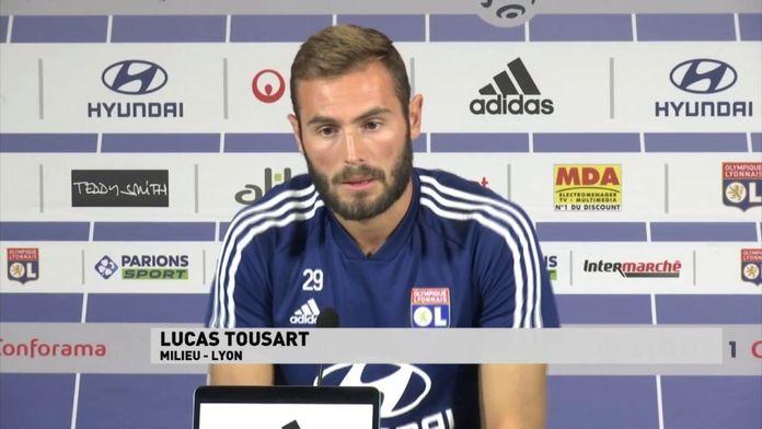Test pour Lyon avant la Ligue des Champions