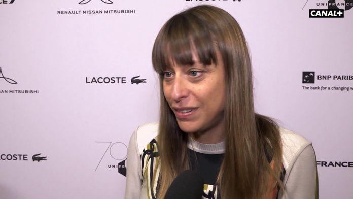 Alice Winocour au sujet de son film Proxima