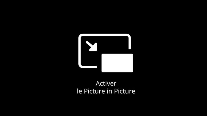 Activer le Picture-in-Picture