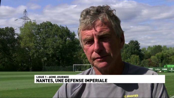 Nantes, une défense impériale