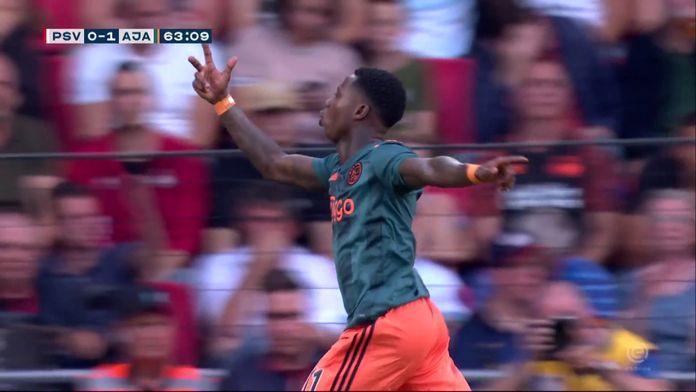 Le résumé de PSV Eindhoven / Ajax Amsterdam