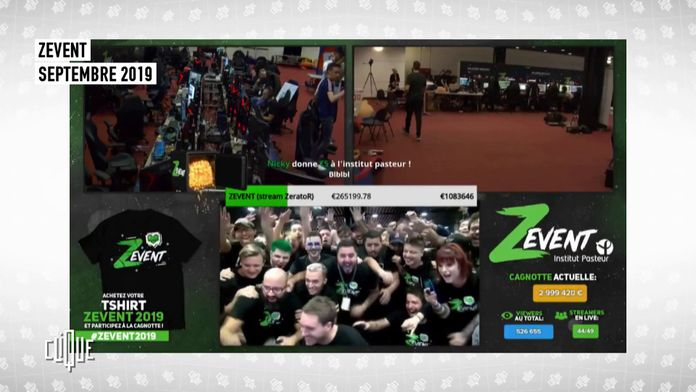ZEvent : Les gamers au grand coeur
