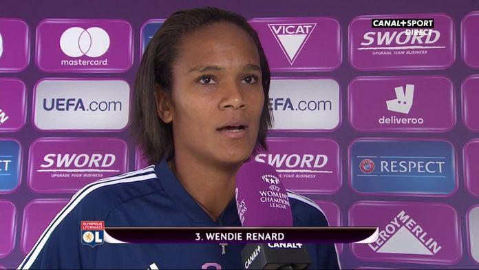 Les impressions d'avant match de Wendie Renard