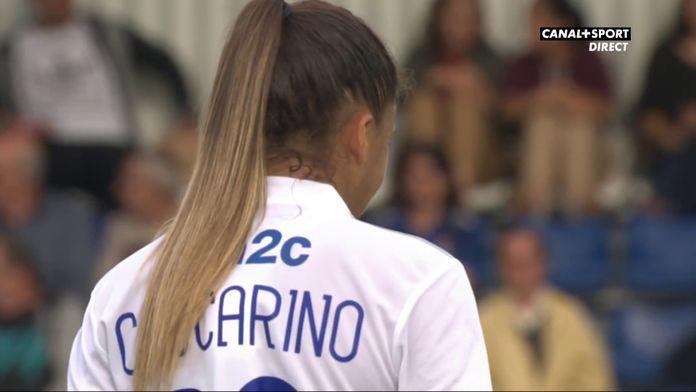 Delphine Cascarino pour le 3 à 0 !