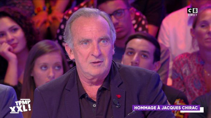 Hommage à Jacques Chirac : Yves Lecoq a rencontré Jacques Chirac pour le remercier