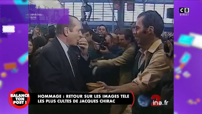 Jacques Chirac, ce bon vivant
