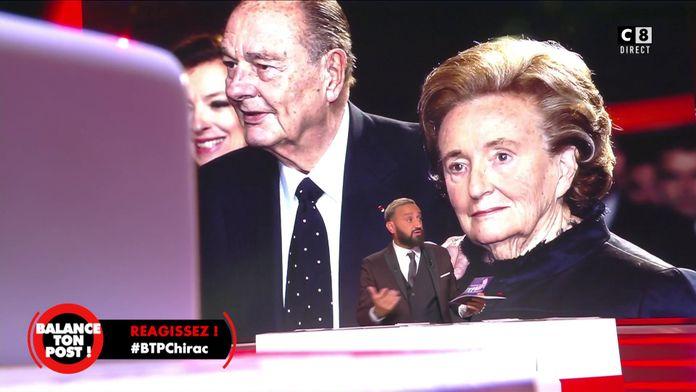 L'importance de Bernadette Chirac dans la vie de Jacques Chirac
