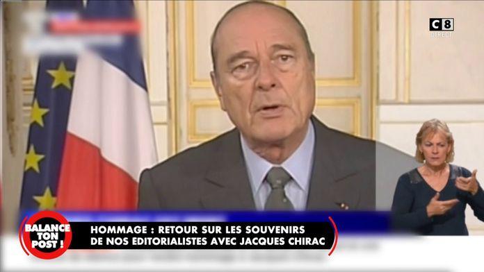 Lorsque Jacques Chirac refusait de faire la guerre à l'Irak en 2003