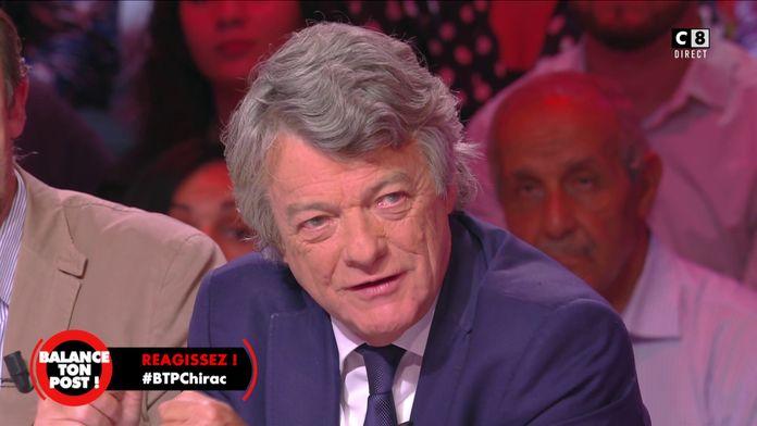 Le témoignage de Jean-Louis Borloo à propos de Jacques Chirac
