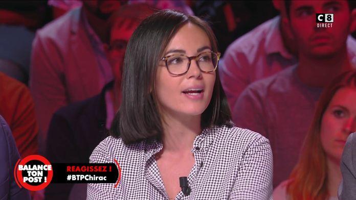 """Agathe Auproux : """"J'ai été très peinée lorsque j'ai appris la mort de Jacques Chirac"""""""