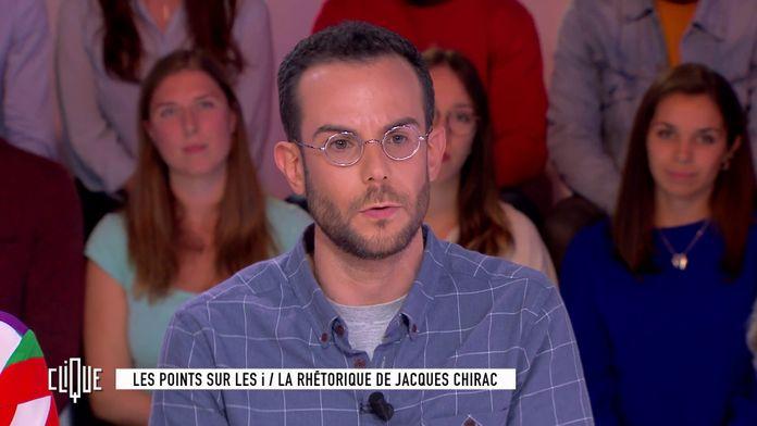 La rhétorique de Jacques Chirac