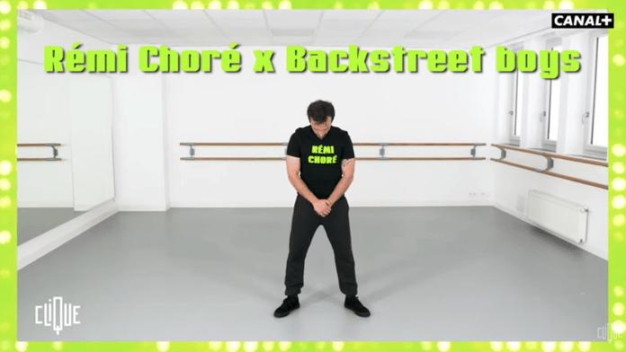 Rémi Choré x Backstreet boys
