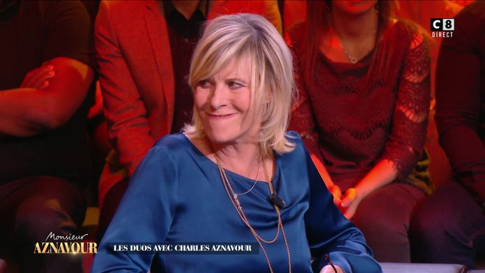 Quand Chantal Ladesou imite Charles Aznavour