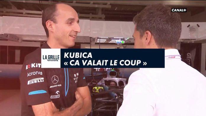 Les confidences de Kubica
