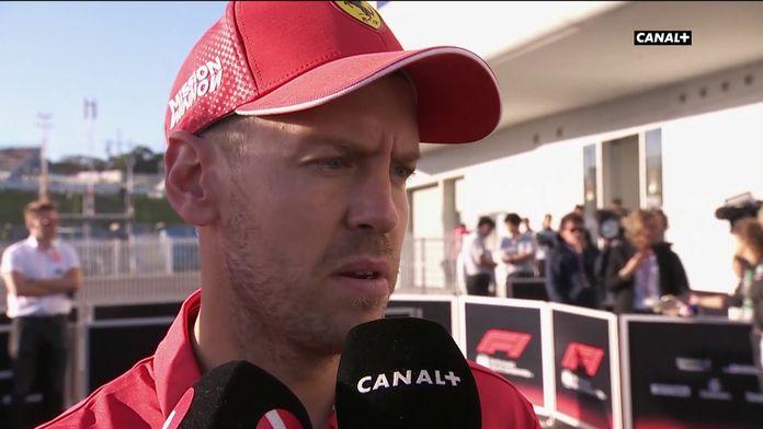 """Vettel : """"Il faut préparer au mieux la saison prochaine"""""""