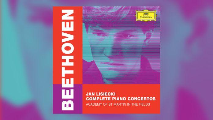 Beethoven - Jan Lisiecki ; Complete Piano Concertos