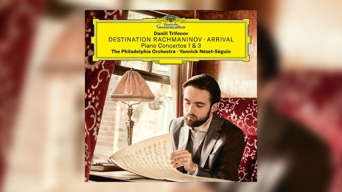Rachmaninov - Daniil Trifonov : Piano Concertos 1&3