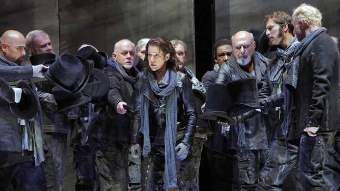 Bellini - I Capuleti e I Montecchi : Opéra de San Francisco (San Francisco, USA), 2014