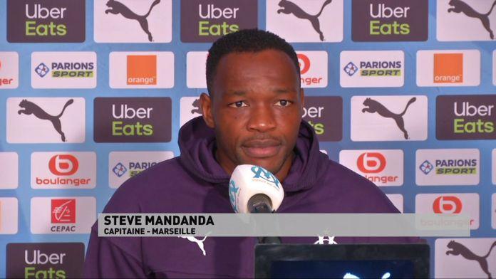 """S. Mandanda : """"Moins de rivalité qu'avant"""" dans le Classico"""