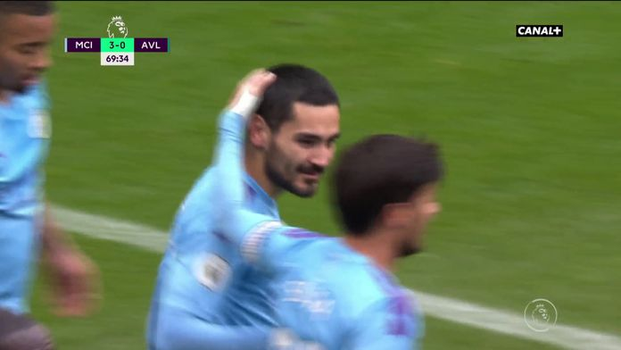 Gündogan inscrit le 3ème but des Citizens