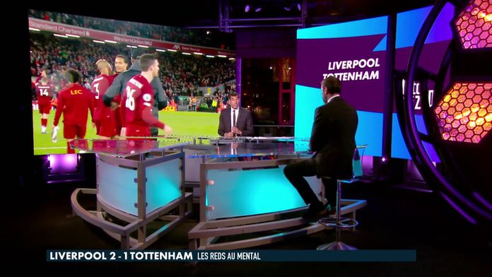 L'analyse de Robert Pirès sur Liverpool / Tottenham
