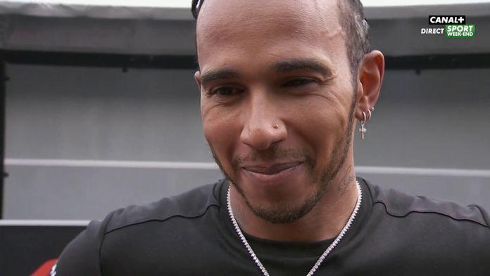 """Hamilton """"Austin, c'est un de mes circuits préférés"""""""