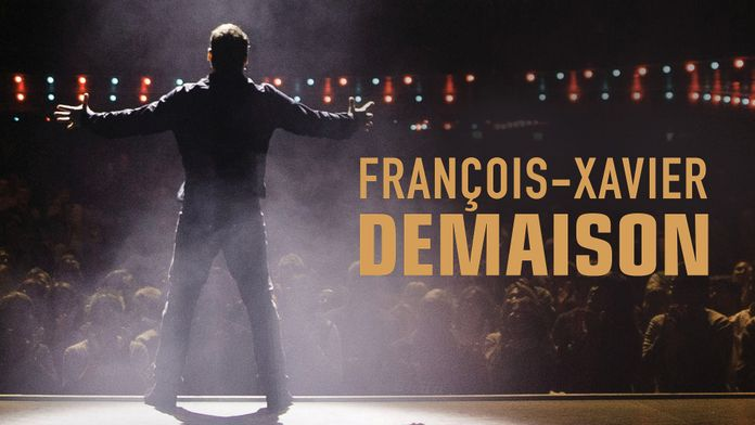 Francois-Xavier Demaison à l'Olympia