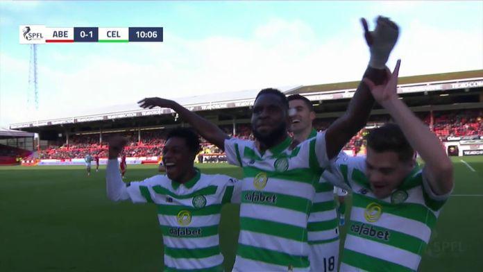 Le résumé d'Aberdeen / Celtic