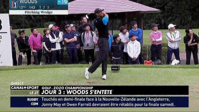Le best-of de Tiger Woods au Zozo Championship