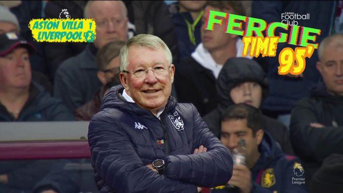 """Le """"Fergie Time"""" du 03/11"""