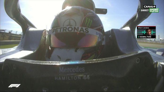 Le 6e titre de champion du monde de Lewis Hamilton