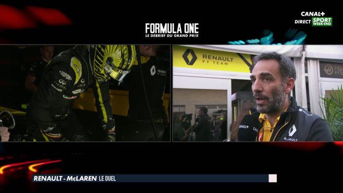 """Cyril Abiteboul : """"Une course extrêmement riche"""""""