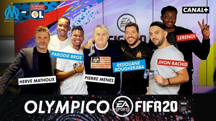 L'Olympico version FIFA 20 !