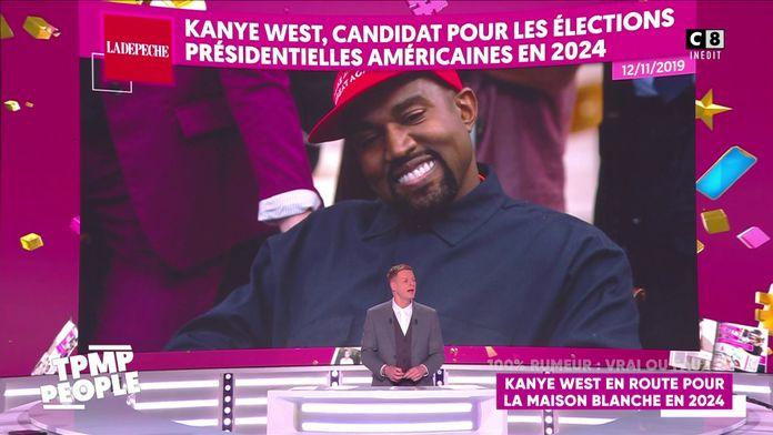 Kanye West : Prochain président des États-Unis ?
